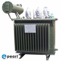 Overload Oil Immersed Transformer 20 KV - 2000 KVA Safety Energy Saving Transformer Manufactures