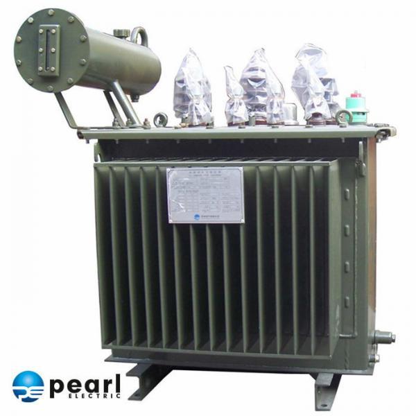Quality Overload Oil Immersed Transformer 20 KV - 2000 KVA Safety Energy Saving Transformer for sale