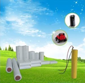 China Battery Distributor NI-CD  1.2V 1100MAH on sale