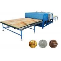 Glass High Pressure Heat Press Machine Sublimation Teflon Covered Manufactures