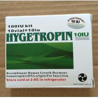 Medicine Grade Muscle Growth Hormone , Hygetropin Growth Hormone For Adults