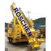 Rotary Reverse Circulation Drilling Rig Equipment with Diesel Engine Mounted Hydraulic System Manufactures