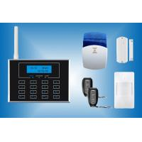 PSTN and GSM Alarm System with touch keypad and wireless doorbell CX-GSM4 Manufactures