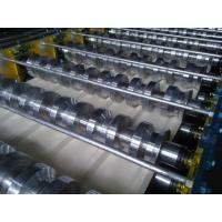 Roof Sheet Forming Machine Automatic Trapezoid Sheet Roll Forming Machine Light Steel Structure