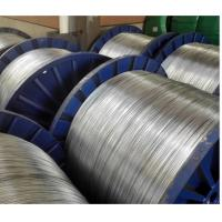 Buy cheap Acs Aluminium Clad Steel Wire For Electric Conductor Overhead Ground Wire from wholesalers