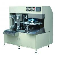Quality Full Auto ECO Filter Machine , Rotary 5 Pcs / Min Hot Plate Welding Machine for sale