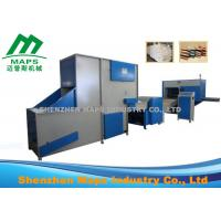 Pillow Filling Machine With Polyester Fiber Short Fiber /  Fiber Stuffing Machine Manufactures