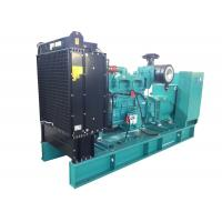 500kw Diesel Generator Set  price used cummins diesel engine Manufactures
