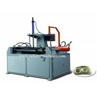 Hydraulic Mechanical Radiator Making Machine For Aluminum Pipe 8mm Dia Manufactures