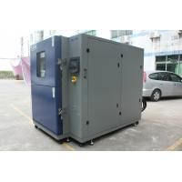 China Environmental Friendly Thermal Shock Chamber For Temperature Cycling Test Quality Inspection on sale