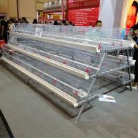 China best price 96 chickens battery cage chicken layer cage for sale on sale