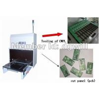 China Pneumatic Pcb Punch Depanel, High Precision Pcb Separator Machine For Cutting Fpc Board on sale