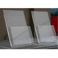 Commercial Custom Acrylic Products Display Stand With Laser Cutting Craft Manufactures
