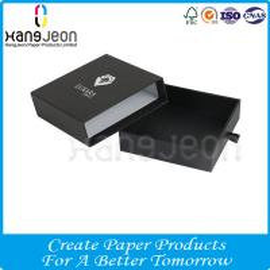 China Customized Logo Hot Stamping Fancy Paper Drawer Box / Sliding Box / Paper Box / Jewelry Box on sale