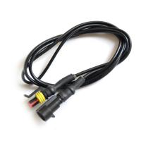 China Male And Female Wire Harness With Auto Connector For Motorcycle on sale