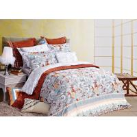 Comfort Italy Style Pima Cotton Bedding Sets With Green Printed Manufactures