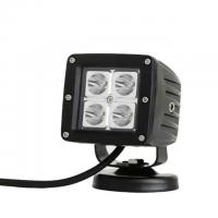 Cree 16W Led Replacement Fog Lights Flood/Spot Square Bright Fog Lights For Trucks Manufactures