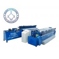 Full Automatic High Efficiency  Chainlink Fence Weaving Machine Manufactures