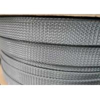 Quality Expandable Automotive Braided Sleeving , Automotive Split Wire Loom Sleeve Durable for sale