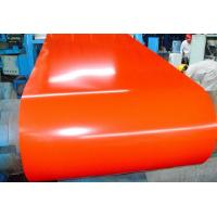 OEM Polyester Coated Aluminium Sheet For Building Pillar ISO9001 Approval Manufactures
