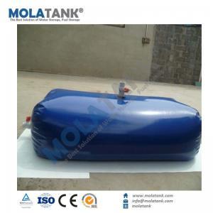Mola Tank Collapsible PVC water storage tank durable pvc agriculture water storage tank Manufactures