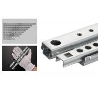 China 17 mm Drawing Slides self-closing single-extension undermount drawer slide on sale
