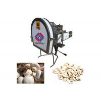 China Small Scale Vegetables Mushroom Slicing Machine Stainless Steel Chilli Slicer on sale