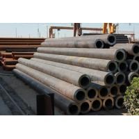 5.8M / 6M or Customer ASTM A53, BS1387, DIN2244 Tube / Round Welded Steel Pipe Manufactures