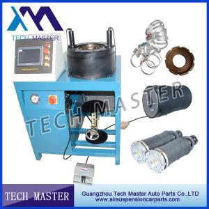 Hydraulic Hose Crimping Machine Car / Truck Air Shock Suspension Crimping Machine Manufactures