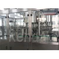 Electric Automatic Water Bottle Filling Machine for Water Bottle Plant CE / ISO Manufactures