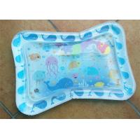 Eco Friendly Inflatable Water Toys 1 Year Warranty / Baby Play Mat Manufactures