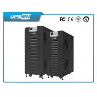 High Reliability Low Frequency pure sine wave 3 Phase  Online UPS Manufactures