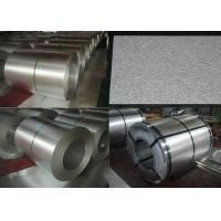 DX51D+AZ Cold Rolled Steel Strip , Galvalume Steel Sheet For Corrugated Roof Manufactures