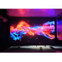 Slim Stage Events LED Curtain Display Led Screen Rental SMD3528 Manufactures