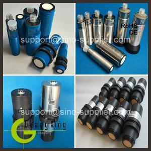 China ultrasonic transducer,ultrasonic sensor,ultrasonic level sensor,ultrasonic level transmitt on sale