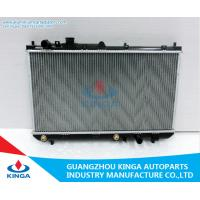 AT Plastic Tank Mazda Radiator Siliver Color Core Size PA 325*668*16 / 26mm for FAMILIA/323'98-03 Manufactures