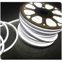 ultra thin led neon flex neo neon tube light 12v flexible strip 11x18mm 120smd/M waterproof white color ribbon Manufactures