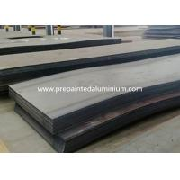 High Strength Hot Rolled Steel For Ship / Bridge / Building 20mm Thickness Manufactures