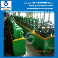 High Frequency Welded Pipe Line Manufactures