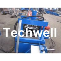 0.4 - 1.0mm Thickness Metal Steel Stud and Track Roll Former For Dry Wall Steel Roof Truss Manufactures