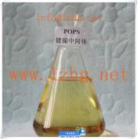 China POPS Nickel electroplating chemicals C6H9NaO4S CAS NO.: 30290-53-0 on sale
