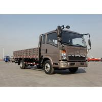 /Diesel 4x2 HOWO Light Duty Trucks For Logistics 115HP Engine SGS Approval Manufactures