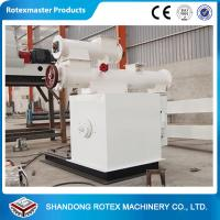 High efficiency Animal feed pellet machine / chicken pig feed making machine Manufactures
