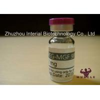 Human Growth Protein Peptide Hormones PEG MGF Peptides For Muscle Gain
