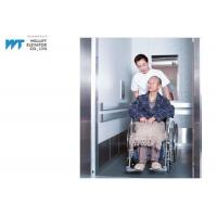 Low Noise Safe Running Hospital Bed Elevator With Voice Landing Announce Function Manufactures