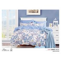 Disperse Printing Cotton Polyester Bed Set King Size / Queen Size / Full Size Manufactures