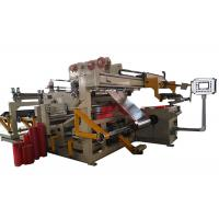 PLC Control Auto Transformer Winding Machine Dry Type With Duplex Layers Foil Manufactures