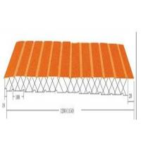 Prepainted Galvanized roof panels composite roofing sheets 1200mm height Manufactures