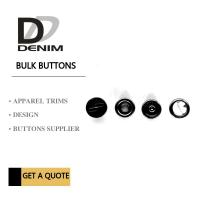 Dark Black Ancient Silver Clothing Snap Buttons Metal Snap Fastener 4 Parts With Logo Manufactures
