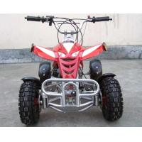 China 2 - Stroke 50cc Atv Quad Bike With Front / Rear Disc Front / Rear Shock Absorber on sale